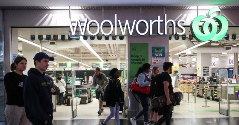 Australian watchdog sues Woolworths over staff underpayments