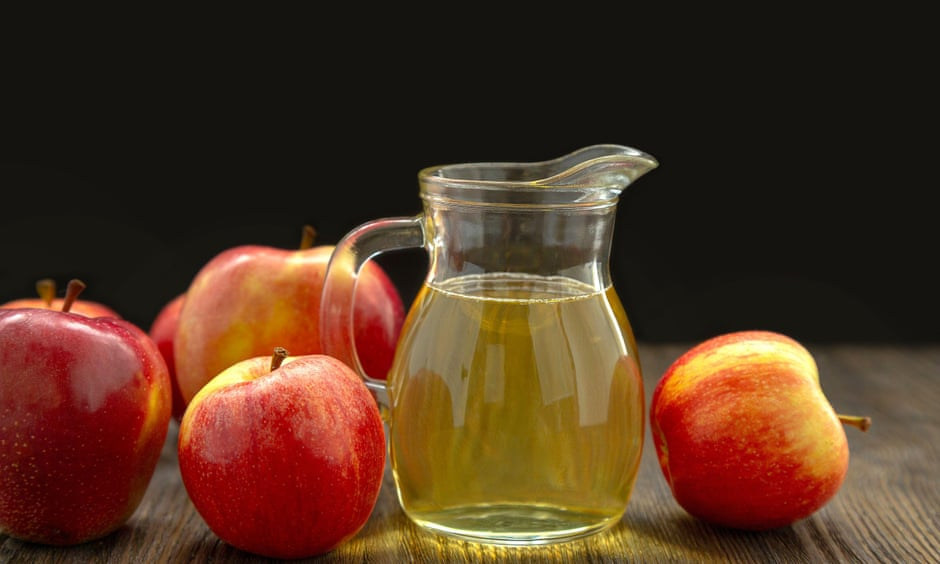 How d'you like them apples? Great recipes for the summer using cider