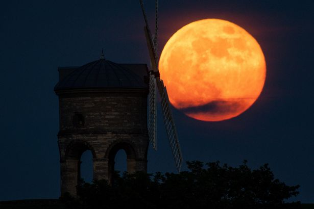 What is a Strawberry Supermoon? Best time to spot June 2021's full moon